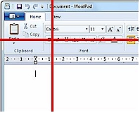 HAYDi:Switch target hit on WordPad