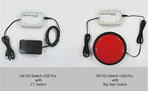 LT Pedal Switch - Big Red Switch