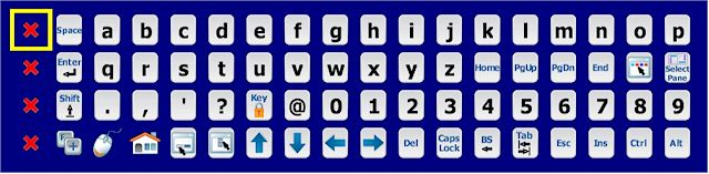 FQ OnScreen Keyboard